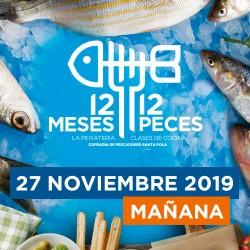 David Ariza Clases Cocina 12 Meses 12 Peces 27 Noviembre 2019 Mañana