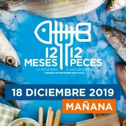 David Ariza Clases Cocina 12 Meses 12 Peces 18 Diciembre 2019 Mañana