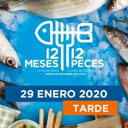 David Ariza Clases Cocina 12 Meses 12 Peces 29 Enero 2020 Tarde
